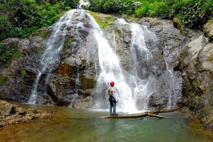 Reserva natural y ecoturística la avispa trekking
